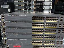 CISCO - Catalyst 2960X-24PS-L - 24 ports POE + 4 SFP