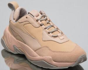 Puma Women's Thunder Desert Lifestyle Shoes Natural Vachetta Sneakers 368024-01