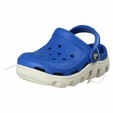 Kids Croc Clogs- Duet Sport Clog- Sea Blue/Oyster- Great Price!*