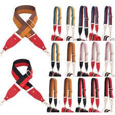 Wide Sparkly Shoulder Bag Belt Strap Crossbody Adjustable Replacement Handbag