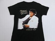 Vintage Michael Jackson Thriller Concert Tour Pop Music T-Shirt Retro Shirt 69