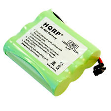 HQRP Cordless Phone Battery for Panasonic N4HKGMB00001 P-P501PA P-P504 P-P505