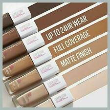 Maybelline New York Super Stay Foundation 24 Hour Full Coverage Choose Shade