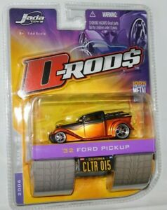JADA TOYS D-RODS 1932 FORD PICKUP COLLECTOR #15