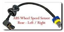 ABS Wheel Speed Sensor Rear Left or Right Fits: EQUINOX TORRENT VUE