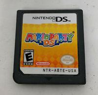 Mario Party DS Nintendo DS Lite Game Card 2007 Cartridge Only