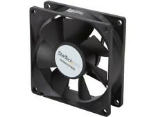 StarTech FAN8025PWM 80mm Computer Case Fan with PWM - Pulse Width Modulation Con