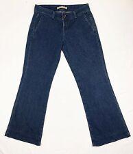 J Brand Jeans 26 Blue Seline Obsidian Flare Wide Leg Trousers