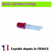 Diode Led rouge 5mm