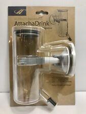 HEININGER Portable-Attachable Pet Drink Dispenser