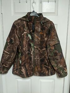 NEW VIEW Hunting Jacket 2XL Waterproof Camouflage Jacket.