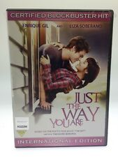 Just The Way You Are Filipino Dvd