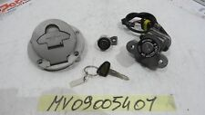 Kit Chiavi Lock Key Schloßsatz Mv Agusta F4 1000 03 09