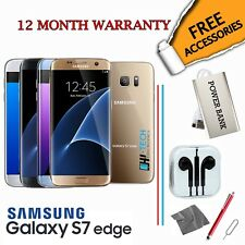 Samsung Galaxy S7 Edge 32GB -All colors Smartphone - Unlocked To All Networks