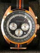 Invicta 45mm S1 Rally Vintage Quartz Chronograph Rosetone/Grey Watch