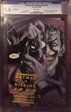 BATMAN The Killing Joke CGC 9.6 NM+ 3rd Print Yellow Logo Variant Joker 1988