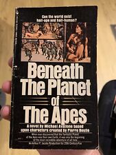 Beneath The Planet Of The Apes Paperback (1970) By Michael Avallone