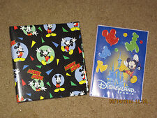 Disney Lot of 2 Photo Albums/New