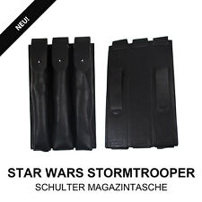 Star Wars Sandtrooper Stormtrooper Schulter Magazin Rüstungs Accessoire NEU!