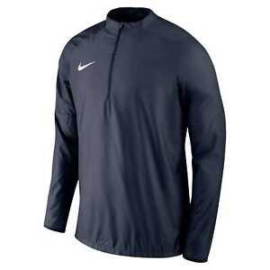 Nike Training Jacket Fitness Long Sleeve Men's Shield Academy18 Football Drill