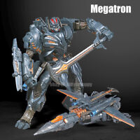 "Transformable Vorage Megatron 7"" Kid Gift Toy Action Figure Sublime Warrior"