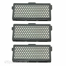 3 Vacuum HEPA Filter For Miele Active Air Clean Cat and Dog Pet Allergy SF-AH50
