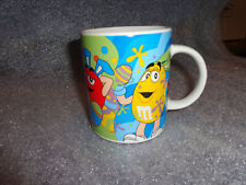 M&M's Coffee Mug Cup - Collectible Advertisement - Easter Egg - Mars - Galerie