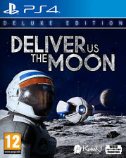 Deliver Us The Moon Deluxe PS4 Playstation 4 WIRED PRODUCTION