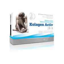KOLAGEN ACTIV 900mg PILL ANTI AGING WRINKLE CAPSULES HYDROLYZED COLLAGEN TABLETS