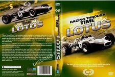 RACING THROUGH TIME. HOW LOTUS WENT FROM A LONDON GARAGE TO FORMULA ONE SUCCESS