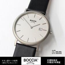 Free shipping  BOCCIA Titanium New Thickness just 7mm Slim Type 3547-01