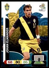 Panini Euro 2012 Adrenalyn XL - Sverige Johan Elmander (Base card)