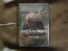 Spiral Horn Dreams by Terry Weiland Limited Edition Trophy Room Books Safari