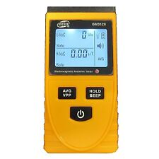 Electromagnetic EMF Magnetic Electric Field microTesla V/m Tester Meter Detector