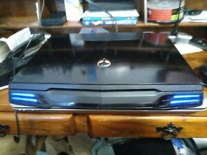 Alienware M15xR1 Laptop i7 2.50ghz 1st.GEN for Gaming Seller refurbished