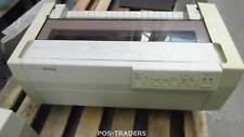 Epson DFX-8000 Large Format A3 A4 Dot Matrix Printer Parallel -MISSING REAR TOP