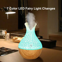 Aroma LED 7 Color Ultrasonic Essential Oil Diffuser Mist Purifier Air Humidifier