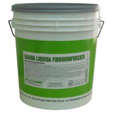 Vodichem 1 kg guaina liquida fibrorinforzata grigia impermeabilizzante membrana