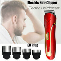 Men Professional Electric Hair Clipper Beard Trimmer Cutter Shaver Haircut·