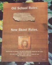 Lauryn Hill the miseducation 1999 press advert Full page 29 x 37 cm poster