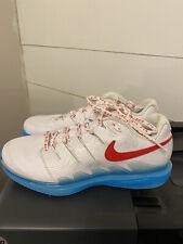 Nike Air Zoom Vapor X Leather Nishikori Tennis Shoes Sz 8 NEW BQ5138 164