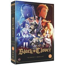 Black Clover: Complete Season One (1) Collection (10-Disc Set) - DVD - R2 - NEW