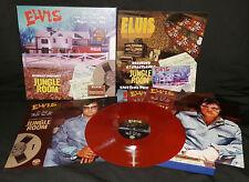 3764 Elvis Presley Blvd, Jungle Room - 3x RED LP 2x CD Box Set - New & Sealed