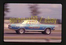 Tom Schumacher's Rod Shop Funny Car - c1960-70s - Vtg Drag Race 35mm Slide