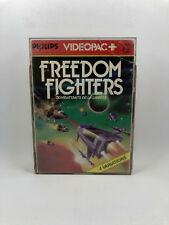 39+ FREEDOM FIGHTERS for Philips Videopac G7000 G7400 - PAL - complete!