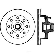 Disc Brake Hub-Wheel and Hub Components Front Centric 124.65002