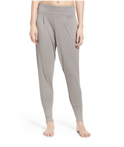 NEW Free People FP Movement Cozy Up Harem Pants Gray Grey Modal XS $98 MSRP