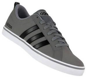 Adidas VS PACE B74318 Schuhe Sneaker Turnschuhe Freizeitschuhe Herren Grau CORE