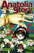 manga STAR COMICS ANATOLIA STORY numero 7