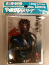 Kamen Rider Hibiki Card Sleeve Ensky Weiss Schwarz MTG Force of Will Bandai